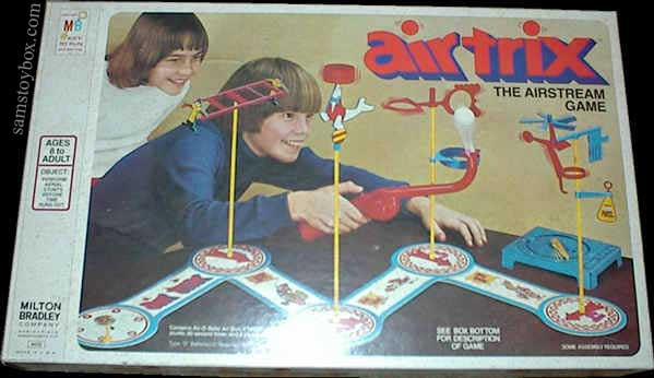 Air Trix Game Box