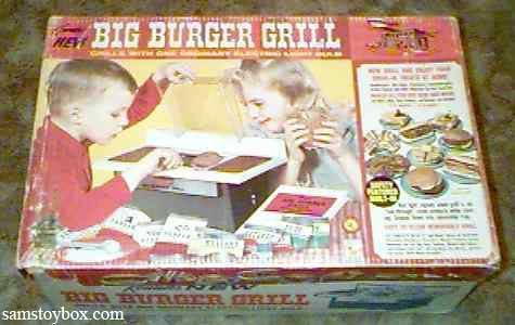 Big Burger Grill box