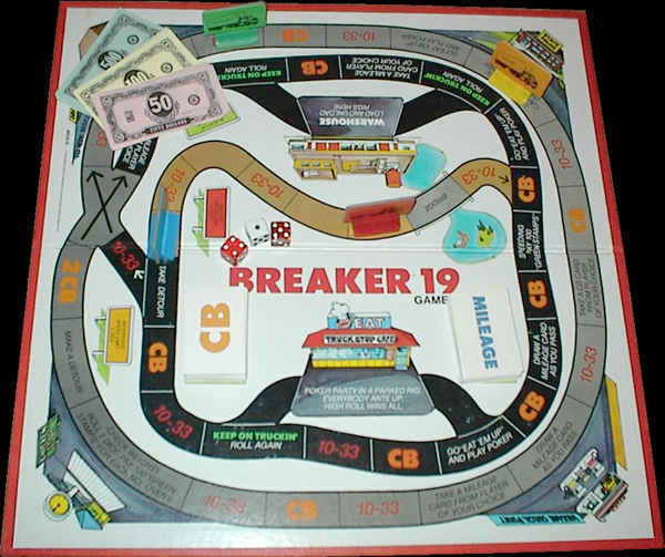 Breaker 19 Game Board