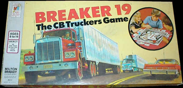 Breaker 19 Game Box