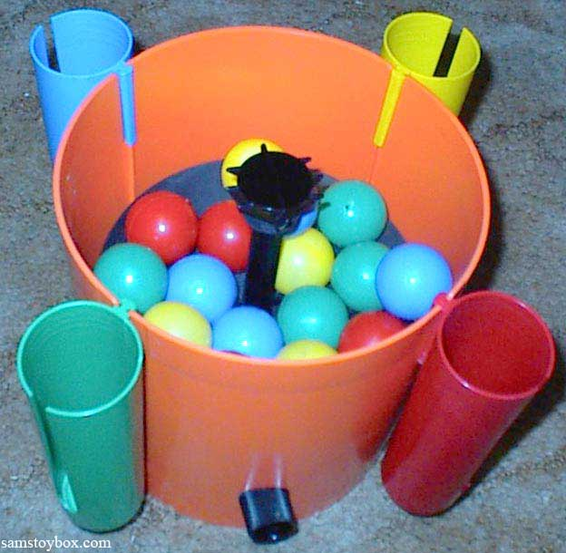 Bucket of Fun Game by Milton Bradley