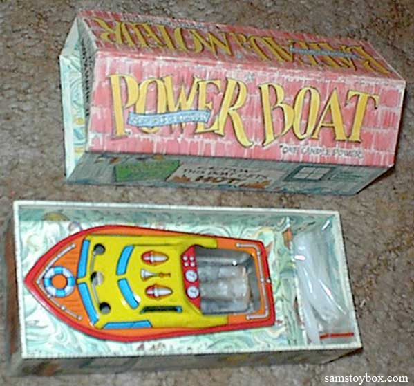Candle Powered Boat
