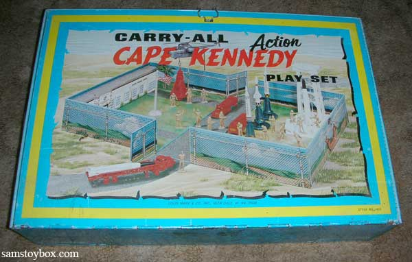 Cape Kennedy Carry All - Closed
