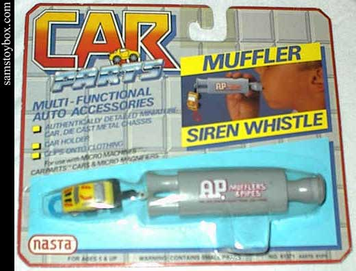 Nasta Car Parts Muffler/Whistle