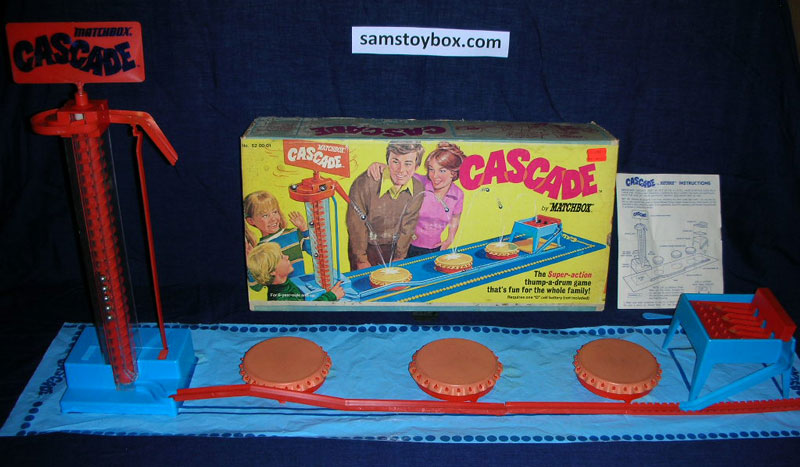 Cascade Game by Matchbox
