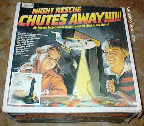 Chutes Away Night Rescue Box