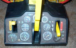 Chutes Away Night Rescue Control Panel