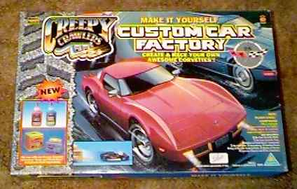 Creepy Crawlers Corvettes