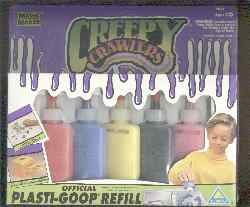 Creepy Crawlers Plasti-Goop