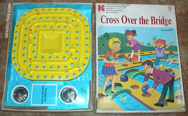 Cross Over the Bridge Game