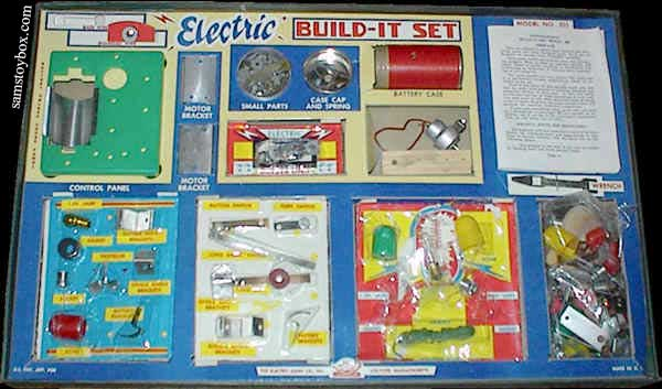 Electric Build-It Senior Set