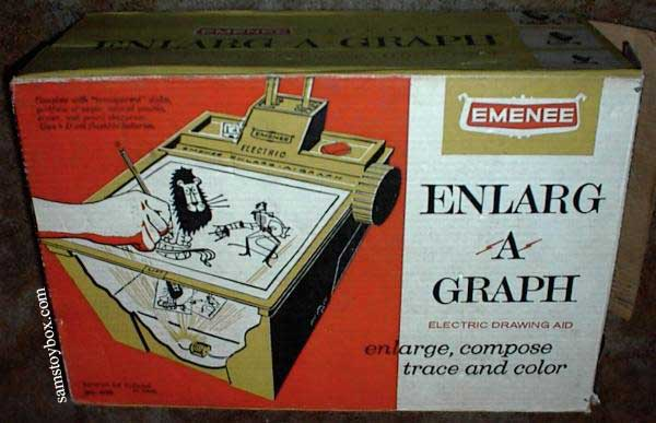 Enlarg-A-Graph Box