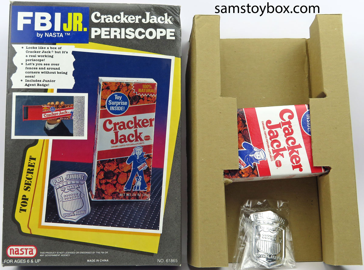 Cracker Jack Periscope