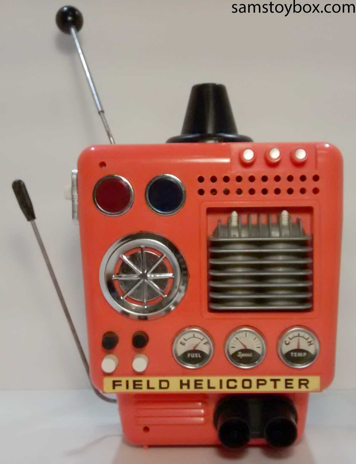 Field Helicopter Backpack