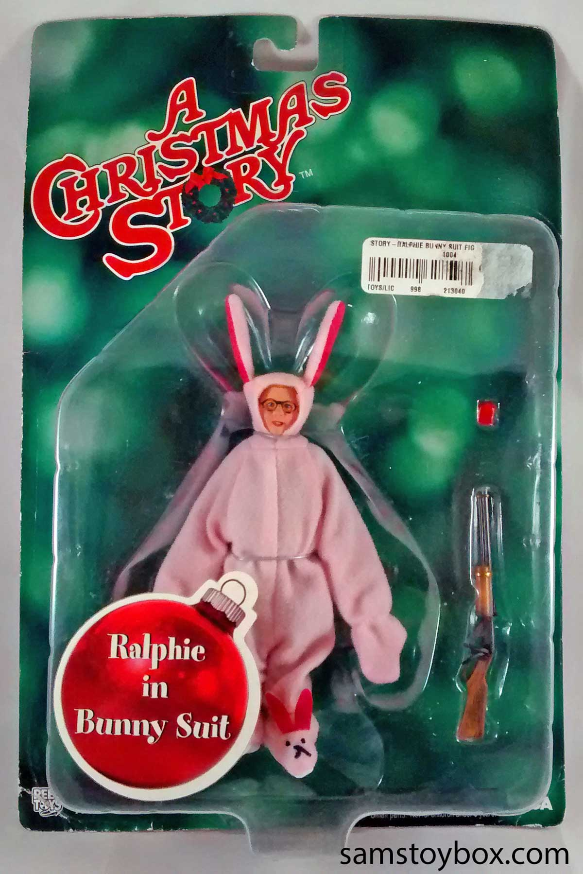 Ralphie in Bunny Suit Action Figure from A Christmas Story