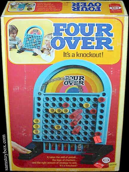 Four Over Game