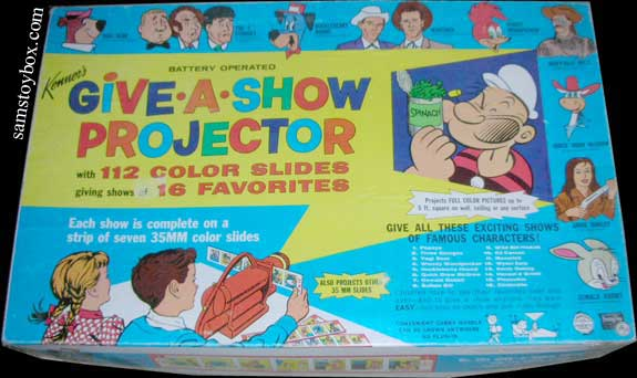 Give A Show Projector - Popeye