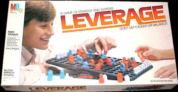 Leverage Game Box