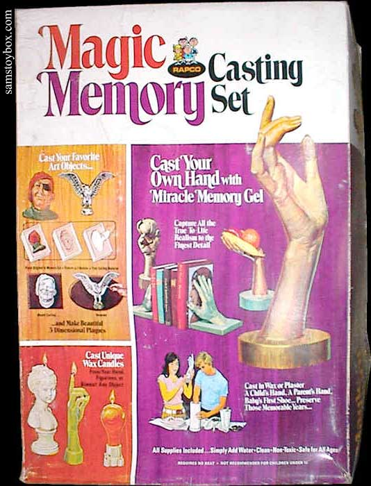 Magic Memory Casting Set Box