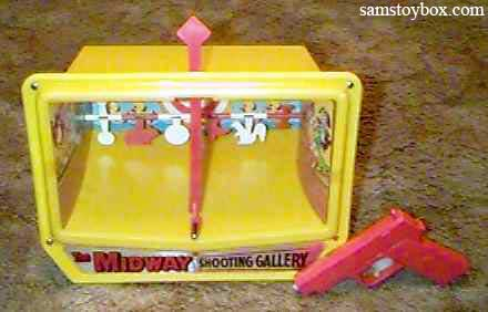 Midway Shooting Gallery by Empire