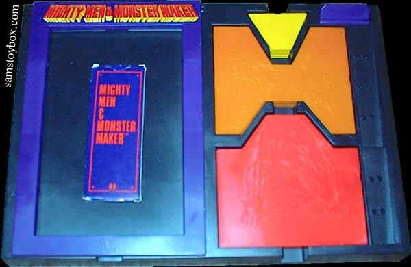 Tomy Mighty Men & Monster Maker