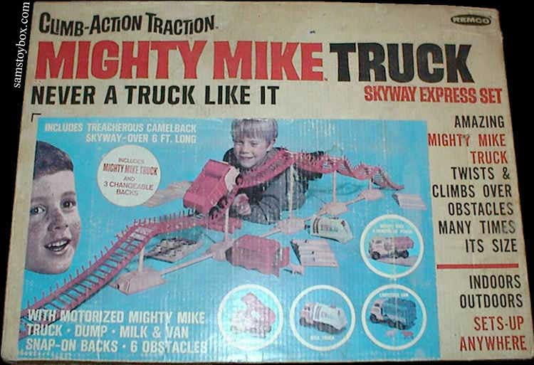 Mighty Mike Truck by Remco