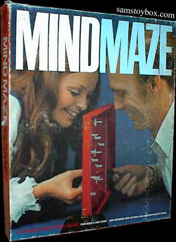 Mind Maze Game Box