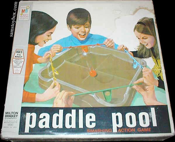 Paddle Pools