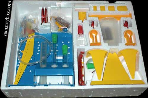 Science Fair Physics Set contents