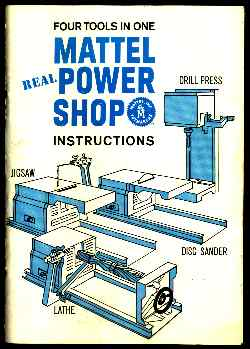 Power Shop Instructions