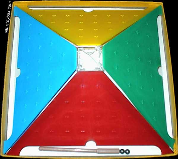 Puzzling Pyramid Game
