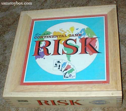 Collectible Risk Game