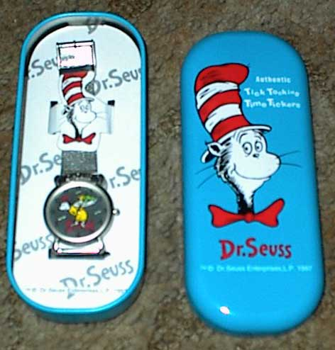 Dr. Seuss Sam-I-Am Wristwatch
