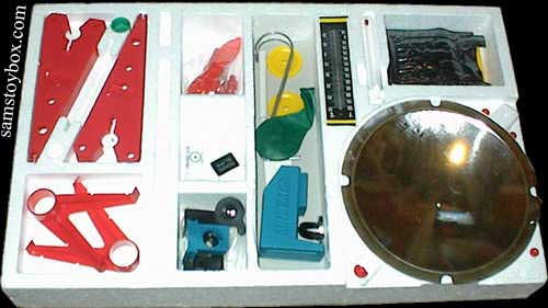 Science Fair Science Set contents