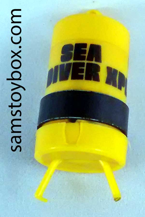 Sea Diver Game Diving Bell