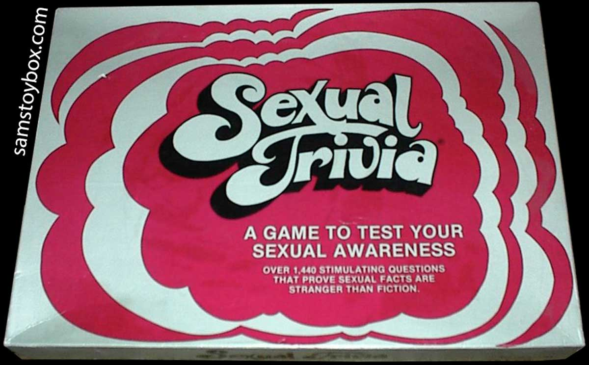 Sexual TriviaGame