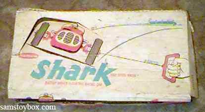 Box for the Shark by Remco