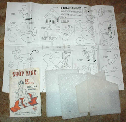 Shop King Molds