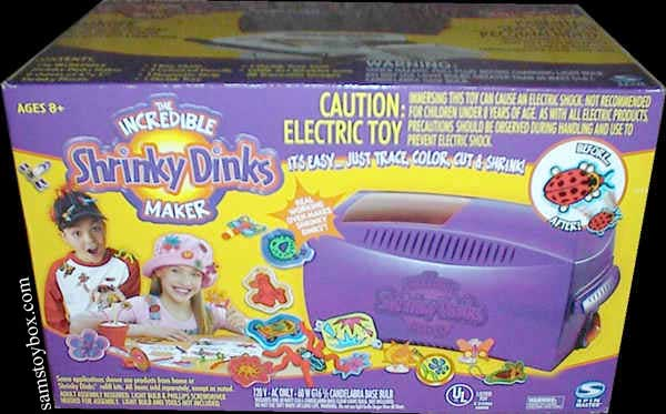 Shrinky Dinks by Spin Master