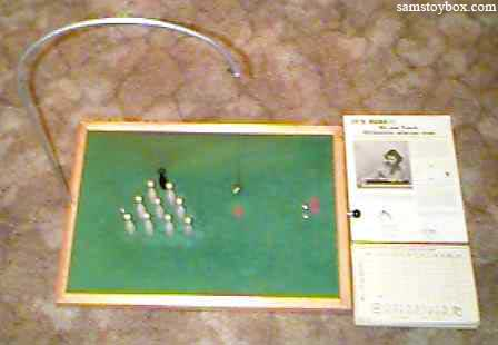Older Skittle Bowling Game