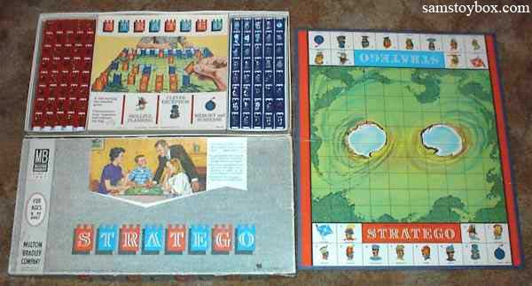 Stratego Game by Milton Bradley