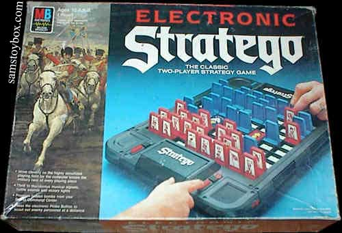 Electronic Stratego Box