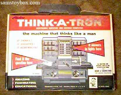 Hasbros Think-A-Tron Box