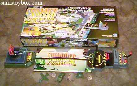 Jasman Military Chopper Command Helicopter Set