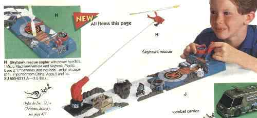 The catalog ad for Skyhawk