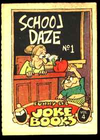 Funny Li'l Joke Books 4 of 44