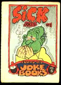 Funny Li'l Joke Books 6 of 44