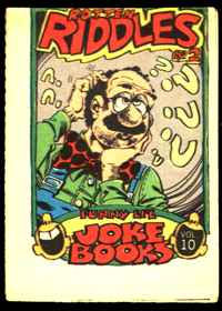 Funny Li'l Joke Books 10 of 44