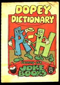 Funny Li'l Joke Books 25 of 44