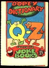 Funny Li'l Joke Books 27 of 44